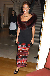 HEATHER KERZNER at the Bruce Oldfield Crimestoppers Party held at Spencer House, 27 St.James's Place, London SW1 on 22nd September 2005.<br /><br />NON EXCLUSIVE - WORLD RIGHTS