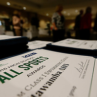 Thomas Wells | Buy at PHOTOS.DJOURNAL.COM<br /> Each winner received a certificate recongizing their achievments during the fall 2016 season.