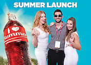 Coke Amatil Summer Launch