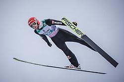 30.12.2018, Schattenbergschanze, Oberstdorf, GER, FIS Weltcup Skisprung, Vierschanzentournee, Oberstdorf, 2. Wertungsdurchgang, im Bild Markus Eisenbichler (GER) // Markus Eisenbichler of Germany during his 2nd Competition Jump for the Four Hills Tournament of FIS Ski Jumping World Cup at the Schattenbergschanze in Oberstdorf, Germany on 2018/12/30. EXPA Pictures © 2018, PhotoCredit: EXPA/ Stefanie Oberhauser
