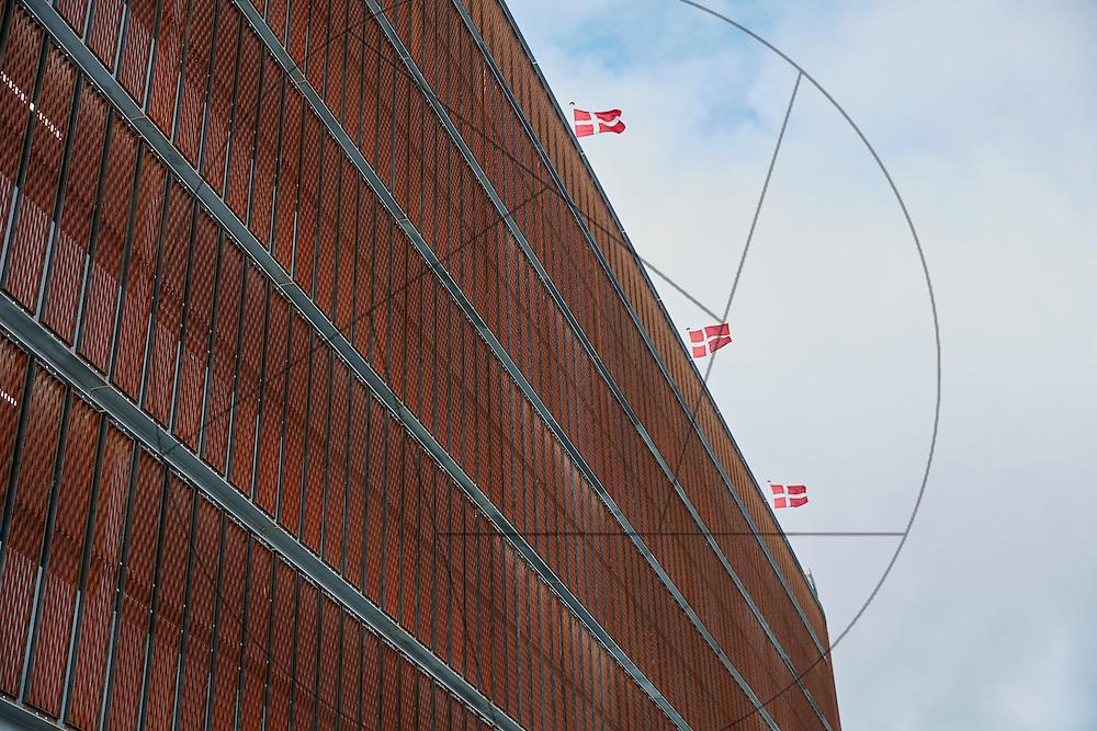 P-hus åbning, parkeringshusåbning, Bispebjerg Hospital , eksteriør, facade