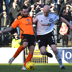 Ayr v Stranraer | Scottish League One | 31 October 2015
