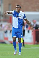Christian Montano of Bristol Rovers - Mandatory by-line: Dougie Allward/JMP - 25/07/2015 - SPORT - FOOTBALL - Cheltenham Town,England - Whaddon Road - Cheltenham Town v Bristol Rovers - Pre-Season Friendly