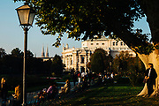 Volksgarten, Vienna, Austria