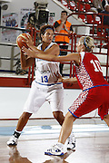 DESCRIZIONE : Porto San Giorgio Torneo Internazionale Basket Femminile Italia Croazia<br /> GIOCATORE : Manuela Zanon<br /> SQUADRA : Nazionale Italia Donne<br /> EVENTO : Porto San Giorgio Torneo Internazionale Basket Femminile<br /> GARA : Italia Croazia<br /> DATA : 28/05/2009 <br /> CATEGORIA : ritratto passaggio<br /> SPORT : Pallacanestro <br /> AUTORE : Agenzia Ciamillo-Castoria/E.Castoria