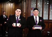 The beautiful wedding day of Sandy and Eduardo Gudiel