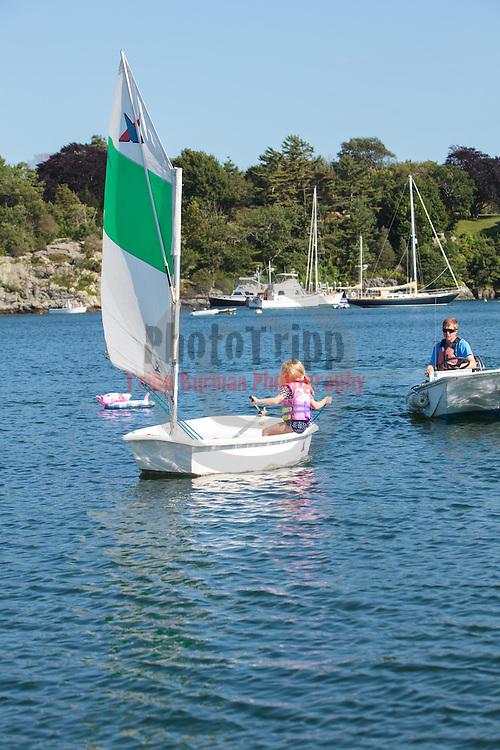 Samantha's Sailing  at Sail Newport, , Rhode Island, USA, July23,2015.  Photo: Tripp Burman