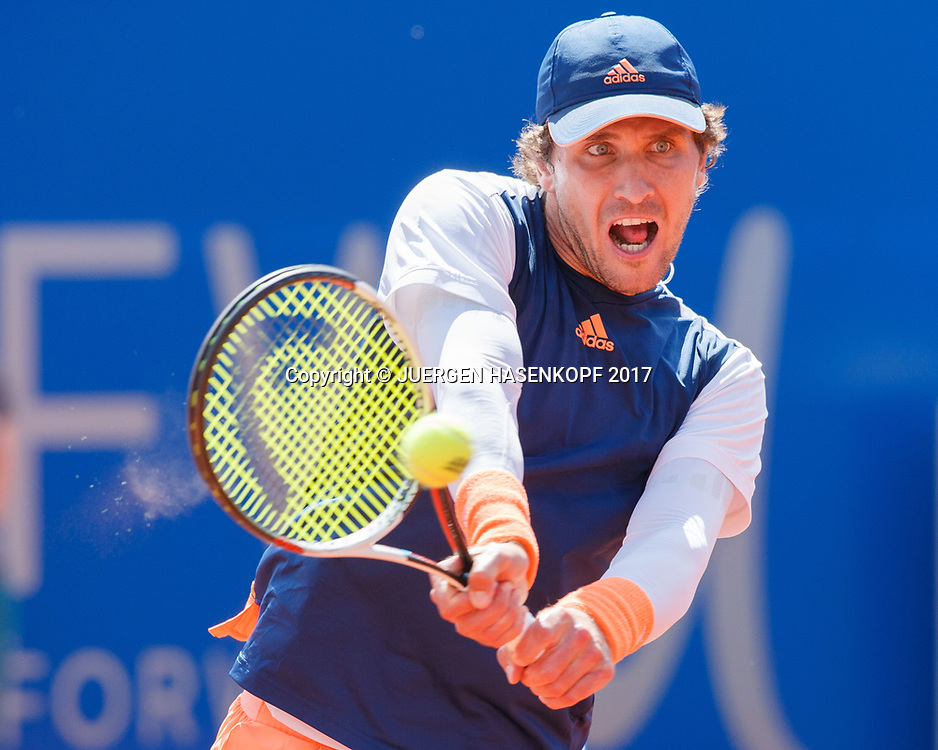 MISCHA ZVEREV (GER)<br /> <br /> Tennis - BMW Open2017 -  ATP  -  MTTC Iphitos - Munich -  - Germany  - 2 May 2017.