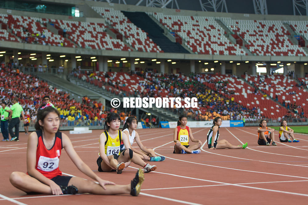 National Stadium, Friday, April 28, 2017 &mdash; 0.9 seconds: that was all that separated the top three in the A Division girls&rsquo; 4 by 400 metres relay final at the 58th National Schools Track and Field Championships.<br />