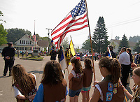 Gilford Memorial Day Parade May 31, 2010.  (Karen Bobotas/for the Laconia Daily Sun).