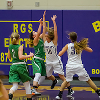 12-30-15 Berryville Holiday Hoops Tournament Berryville Girls vs. Valley Springs