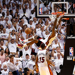 06-09-2013 NBA Finals - Spurs vs Heat - Game 2