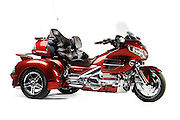 2007 Honda GL-1800 Goldwing trike