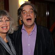 Harpengala 2004, Johnny Lion en zijn vrouw Mariska