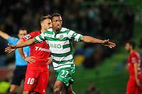 Joie Nani - 09.03.2015 - Sporting / Penafiel - Liga Sagres<br /> Photo : Carlos Rodrigues / Icon Sport