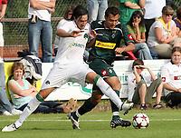 Fotball<br /> Hellas<br /> 20.07.2009<br /> Foto: Gepa/Digitalsport<br /> NORWAY ONLY<br /> <br /> Bild zeigt Sebastian Leto (Panathinaikos) und Juan Arango (Borussia Mönchengladbach)