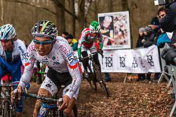 Kazuhiro Yamamoto (JPN), Men Elite, Cyclo-cross World Championship Tabor, Czech Republic, 1 February 2015, Photo by Pim Nijland / PelotonPhotos.com