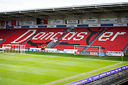 The Keepmoat Stadium before the EFL Sky Bet League 2 match between Doncaster Rovers and Blackpool at the Keepmoat Stadium, Doncaster, England on 17 April 2017. Photo by Craig Zadoroznyj.