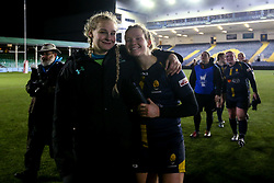 - Mandatory by-line: Robbie Stephenson/JMP - 11/01/2020 - RUGBY - Sixways Stadium - Worcester, England - Worcester Warriors Women v Richmond Women - Tyrrells Premier 15s