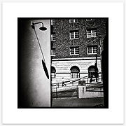 &quot;Slice of Life&quot;, Essex Street, Sydney. From the Ephemeral Sydney street series.<br />