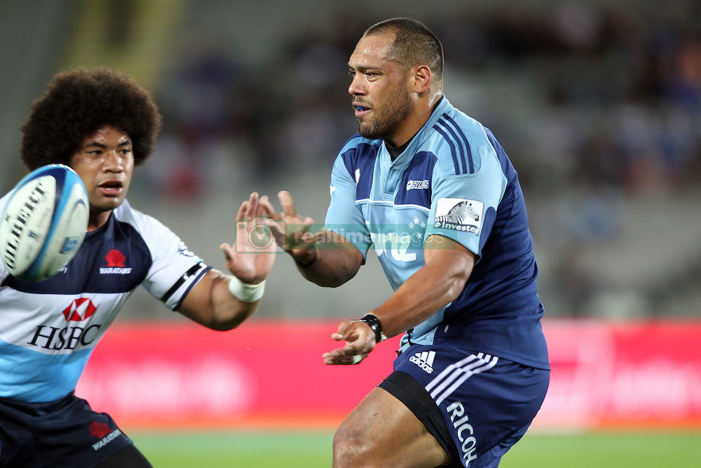 John Afoa. Investec Super Rugby - Blues v Waratahs, Eden Park, Auckland, New Zealand. Saturday 16 April 2011. Photo: Clay Cross / photosport.co.nz