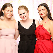 EGGS Year 13 Ball 2016 - Pink Crystal