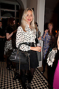 PRINCESS ELIZABETH THURN UND TAXIS, Party hosted for Jason Wu by Plum Sykes and Christine Al-Bader. Ladbroke Grove. London. 22 March 2011. -DO NOT ARCHIVE-© Copyright Photograph by Dafydd Jones. 248 Clapham Rd. London SW9 0PZ. Tel 0207 820 0771. www.dafjones.com.