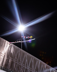 08.03.2019, Holmenkollen, Oslo, NOR, FIS Weltcup Skisprung, Raw Air, Oslo, Qualifikation, Herren, im Bild Klimov Evgeniy (RUS) // Klimov Evgeniy of Russian Federation during the men's Qualification of the Raw Air Series of FIS Ski Jumping World Cup at the Holmenkollen in Oslo, Norway on 2019/03/08. EXPA Pictures © 2019, PhotoCredit: EXPA/ JFK