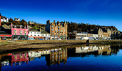 The sea front at Oban, Highlands of Scotland<br /> <br /> (c) Andrew Wilson | Edinburgh Elite media