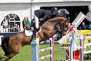 Frank Schuttert - Arc de Triomphe Hs<br /> Nederlands Kampioenschap Springen 2013<br /> © DigiShots