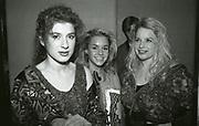 Hacienda revellers, 10th birthday party, Hacienda club, Manchester, 1992