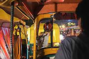 Auto Rickshaw in Old Delhi, India 2013