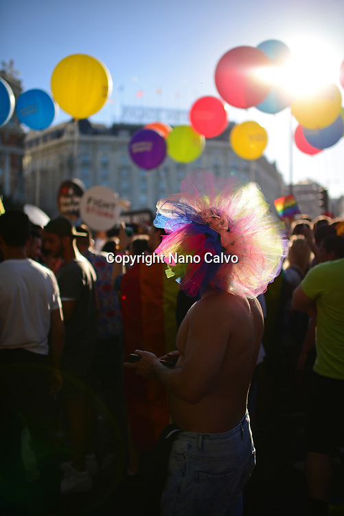 """""""Whoever you love, Madrid loves you"""" is the slogan of this year´s edition of WorldPride, the most important worldwide event for the LGBT Community. This major festival coincides with the 40th anniversary of the first LGBT Pride protest in Spain."""