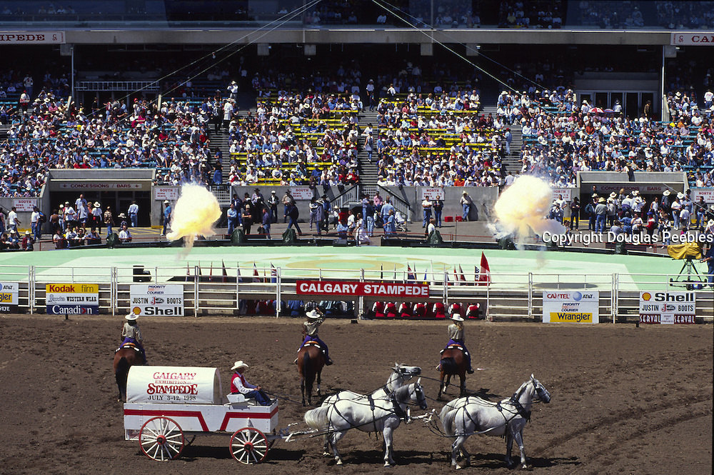 Calgary Stampede, Calgary, Alberta, Canada (editorial use only, no model release)<br />