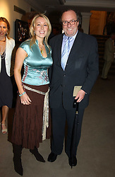 MICHAEL ANCRAM MP and his daughter LADY CLARE KERR at auctioneers Sotheby's Summer party held at their showrooms in 34-35 New Bond Street, London W1 on 6th June 2005.<br /><br />NON EXCLUSIVE - WORLD RIGHTS