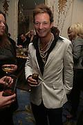 Claus von Bohlen und Halbach, The Essential Party Guide Evening of Golden Glamour. The Ballroom, Mandarin oriental, Hyde Park. 27 March 2007. -DO NOT ARCHIVE-© Copyright Photograph by Dafydd Jones. 248 Clapham Rd. London SW9 0PZ. Tel 0207 820 0771. www.dafjones.com.