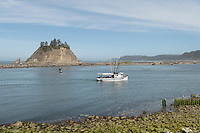 Fishing Boat La Push Washington