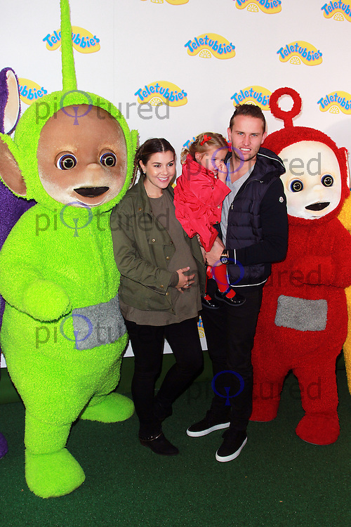 Imogen Thomas, Teletubbies - World Premiere, BFI Southbank, London UK, 25 October 2015, Photo by Brett D. Cove