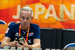 20-10-2018 JPN: Final World Championship Volleyball Women day 18, Yokohama<br /> China - Netherlands 3-0 / Joop Alberda