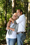 8/29/10 9:03:59 AM -- Bedminster, PA. -- Lindsay & Greg --. -- Photo by William Thomas Cain/cainimages.com