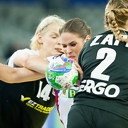 20141217: CRO, Handball - 2014 EHF European Women's Championship, Germany vs Slovakia