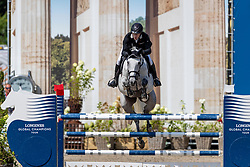 RIESKAMP-GOEDEKING Tim (GER), Bao Loi<br /> Berlin - Global Jumping Berlin 2018<br /> CSI2* Large Tour Finale<br /> 29. Juli 2018<br /> © www.sportfotos-lafrentz.de/Stefan Lafrentz