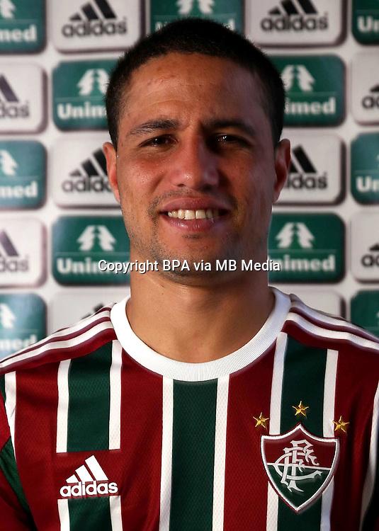 "Brazilian Football League Serie A /<br /> ( Fluminense Football Club ) -<br /> Bruno Vieira Do Nascimento "" Bruno """