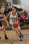 MCHS JV Girls Basketball vs Luray