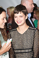 Pixie Geldof, Glamour Women of the Year Awards, Berkeley Square Gardens, London UK, 04 June 2013, (Photo by Richard Goldschmidt)