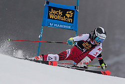 SCHEIB Julia of Austria competes during  the 6th Ladies'  GiantSlalom at 55th Golden Fox - Maribor of Audi FIS Ski World Cup 2018/19, on February 1, 2019 in Pohorje, Maribor, Slovenia. Photo by Matic Ritonja / Sportida