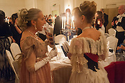 LEELA HARDY; MARINA ARKELL-WRIGHT; , THE ST PETERSBURG BALL in aid of the Children's Burns Trust. Landmark Hotel. London. 2 February 2013
