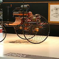 1886 Benz Patent-Motorwagen Replica, Retro Classics 2011