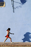 Cuba, Province de Camaguey, Camaguey, Plaza San Juan de Dios // Cuba, Region of Camaguey, Camaguey, San Juan de Dios Square