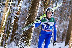 05.01.2015, Paul Ausserleitner Schanze, Bischofshofen, AUT, FIS Ski Sprung Weltcup, 63. Vierschanzentournee, Training, im Bild Rune Velta (NOR) // during Training of 63rd Four Hills <br /> Tournament of FIS Ski Jumping World Cup at the Paul Ausserleitner Schanze, Bischofshofen, Austria on 2015/01/05. EXPA Pictures © 2015, PhotoCredit: EXPA/ JFK